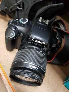 Canon 1100D Dslr only body