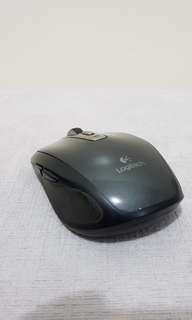 Logitech Anywhere Mouse MX - works on glass!