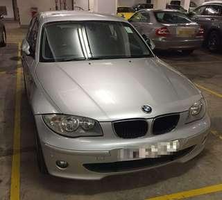 BMW 120I 2005