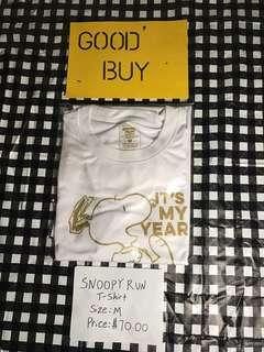 Snoopy Run T-shirt