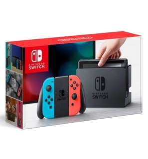 New Nintendo Switch Local