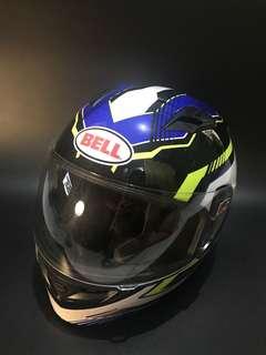 Helm BELL Qualifier (torque blue/yellow)