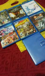 Ps vita games not 3ds xl ps3 ps4 switch