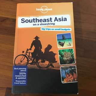 🚚 Longly Planet Southeast Asia / good condition