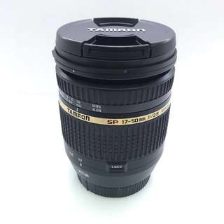 Used Tamron SP AF 17-50mm F2.8 Di II VC Lens For Canon