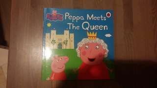 Peppa Pig Story Book condition 7/10