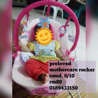 Pre❤ Mothercare rocker