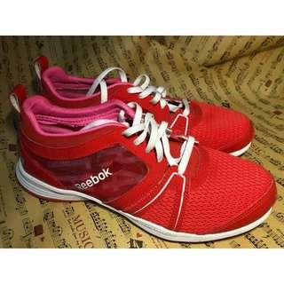 🚚 《全新》Reebok網格紅色運動鞋