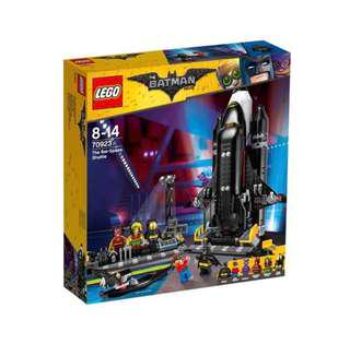LEGO Batman the Movie 70923 The Bat-Space Shuttle with Free Gift