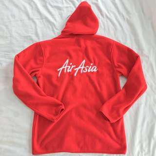 AirAsia hoodie sweater
