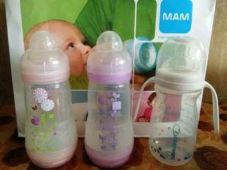Baby Bottles set