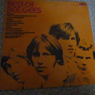 2nd hand The Best of Bee Gees (二手黑膠)