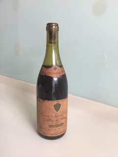 Mommessin wine, 30 yrs
