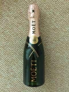 全新 Moët & Chandon Brut Rosé Impérial Mini 迷你 粉紅 玫瑰 香檳 mini moet rose champagne 法國