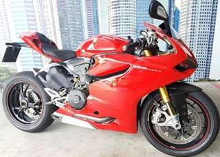 Ducati Panigale 1199 S ABS