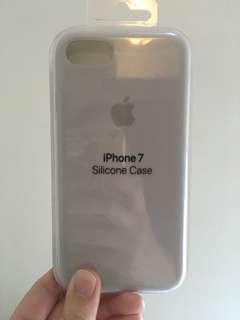 Iphone 7 silicone case (authentic)