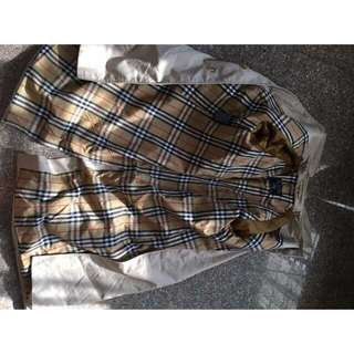 Genuine Vintage Burberry Prorsum Trench Coat