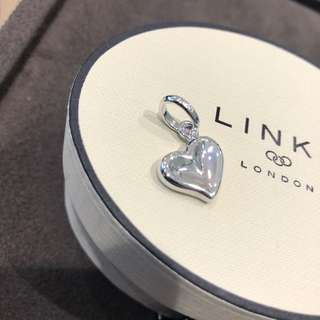 Links Of London charms扁型心