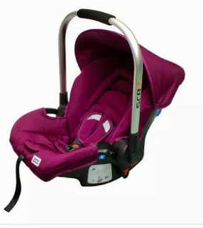 SCR7 Carrier Carseat