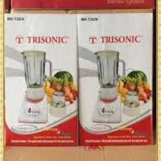 Trisonic Blender MX - T2GN - blender terbagus dan murah