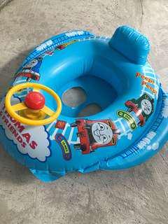Thomas train buoy 水抱