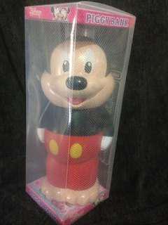 Piggy bank (celengan) mickey mouse