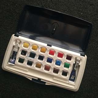 Daler rowney solid water color