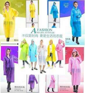 Rain coat For women