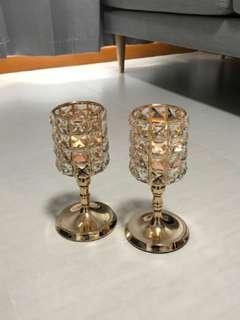 Wedding Decor - Candle Holders