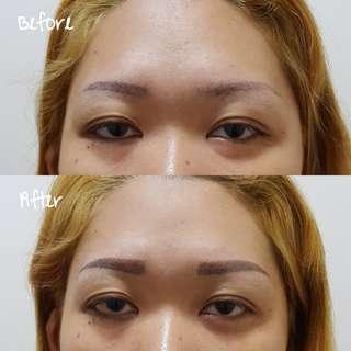 <Give Away> Semi Permanent Eyebrow