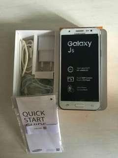 Jual Cepat Samsung j5 Murah bisa nego!
