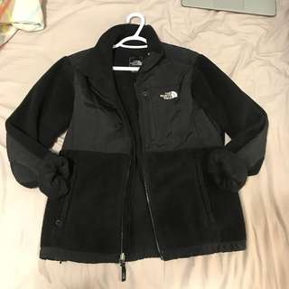 OVERSIZED NORTH FACE FLEECE JACKET