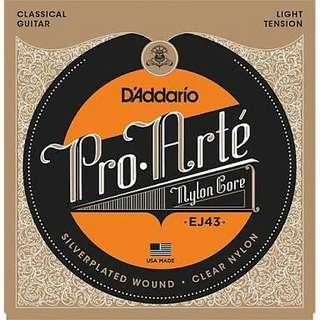 D Addario D`Addario Nylon Classical Guitar