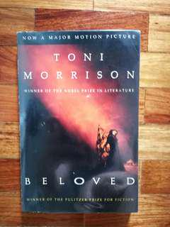 """Beloved"", Toni Morrrison"