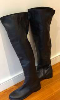 Tony Bianco thigh high over the knee boots - Size 7.5