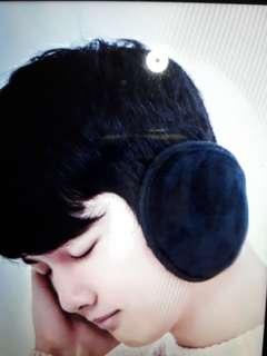 Winter-rearm ear (back ,or brown)