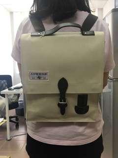 日本犬印 日式文青背包