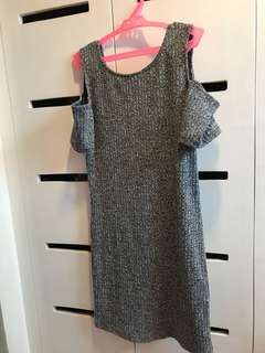 Jersey Dress by Kendall & Kylie
