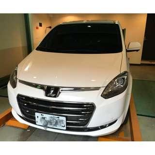 2014年 納智捷 M7 前車主少開 內裝如新(FB:桃園阿福_優質中古車)