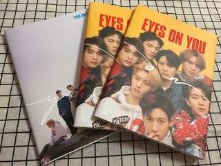 GOT7 EYE ON YOU凈專