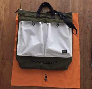 Porter Yoshida helmut bag