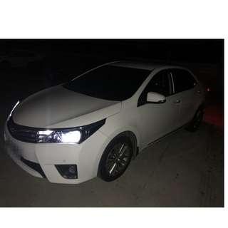 2014年豐田Altis 汽車銷售冠軍 神車 (FB:桃園阿福_優質中古車)