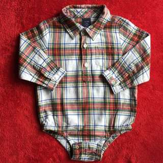 💯%Aunthentic 🌟GAP Baby Romper                                      🌟Like New 👉Size -18-24 months                                         🌟Free Postage