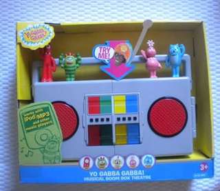 LOOKING FOR: Yo Gabba Gabba Toys