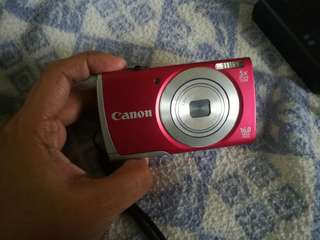 For sale Canon powershot A2500