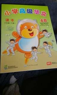 小学高级华文6B textbook