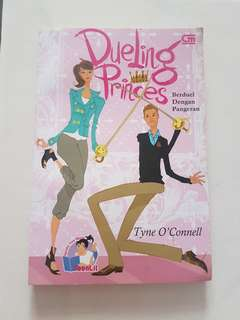 Novel Dueling Princess