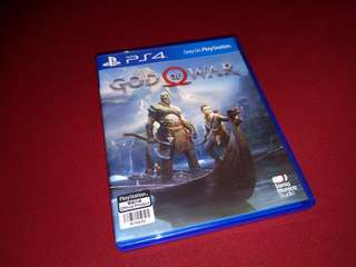 PS4 Game - God of War [ Region ALL]