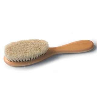 Reer - Baby Hair Brush Natural Line
