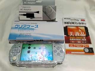 Felicia Blue PSP Slim 2000 4gb V6.20 Downloadable